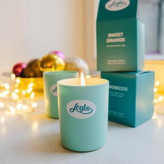 Парфюмированная  свеча Leglo Prosecco Max
