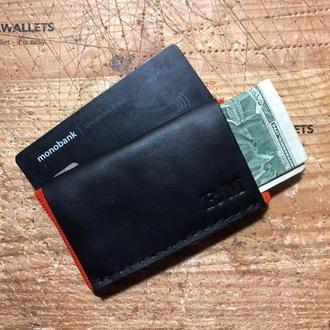 Маленький кошелек для кредитных карт и денег