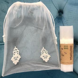 Упаковка подарочная мешок, подарочная упаковка мешочек, пакет подарочный, подарунковий мішок