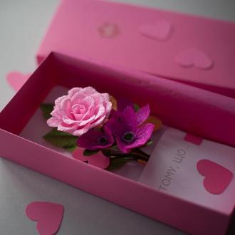 Оригінальний подарунок до дня Валентина