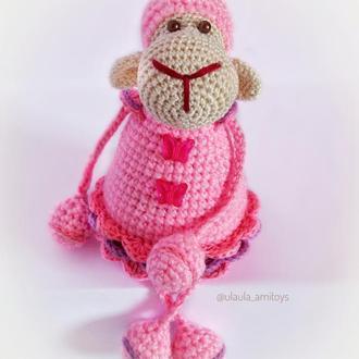 Овечка Іграшка (рожева)