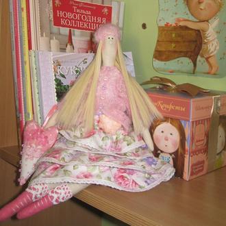 Милая куколка Тильда)
