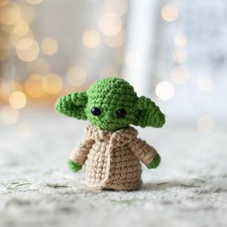 Малыш Йода, звездные войны, baby Yoda