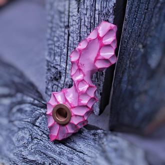 Трубка Skunk Azure Pink by Santa Carlo 420