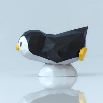 Пингвин на льдинке