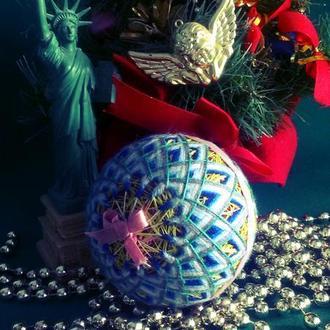 Темари: Нежность (шар принцессы)