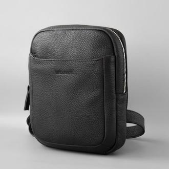 Messenger bag Elon black (артикул: wm061.1)