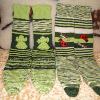 Душевні шкарпетки домашні (гольфи).