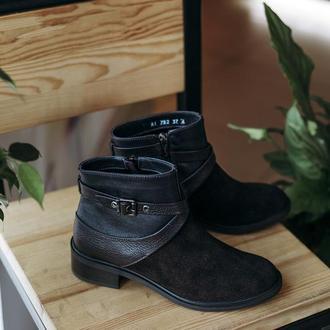 Ботинки демисезонные женские Aura Shoes 782933596