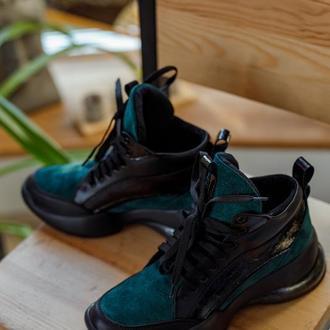 Ботинки женские Aura Shoes 956130227