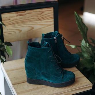 Ботинки демисезонные женские Aura Shoes 9571300
