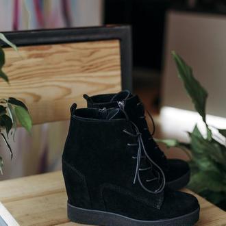 Ботинки демисезонные женские Aura Shoes 9570100