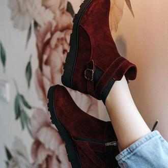 Ботинки демисезонные женские Aura Shoes 9533400
