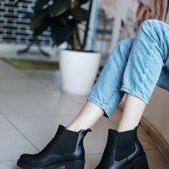 Ботинки зимние женские Aura Shoes 7160200