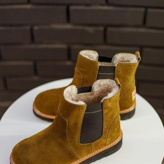 Черевики зимові жіночі Aura Shoes 7202100