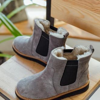 Черевики зимові жіночі Aura Shoes 7204700