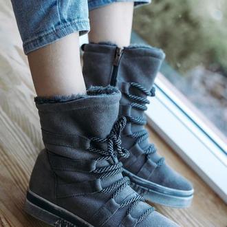 Ботинки зимние женские Aura Shoes 7224700
