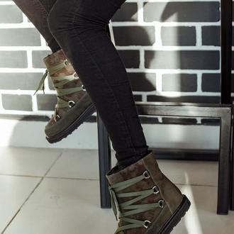 Уггі зимові жіночі Aura Shoes 7255185