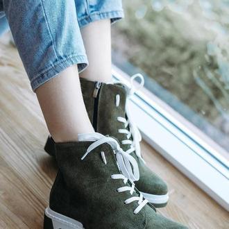 Ботинки зимние женские Aura Shoes 7272100