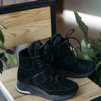 Ботинки зимние женские Aura Shoes 7810100