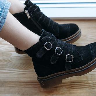 Ботинки зимние женские Aura Shoes 9610100