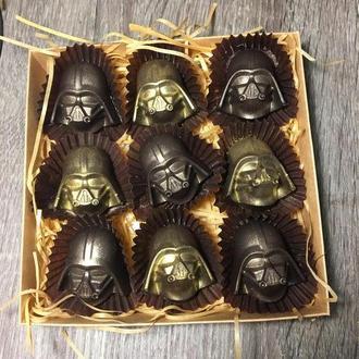Шоколадные конфеты Star Wars