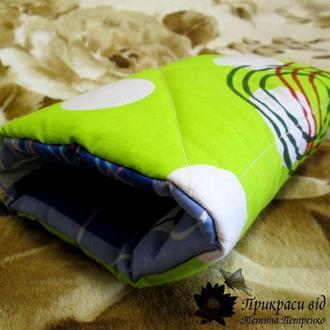 Муфта-подушка для кормления и укачивания