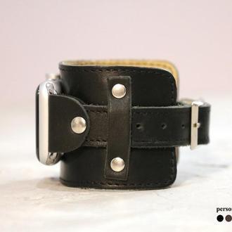 Кожаный ремешок для Apple Watch, код 1330ст