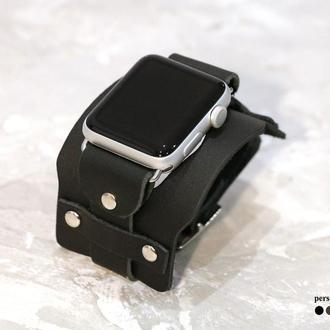 Кожаный ремешок для Apple Watch, код 1335