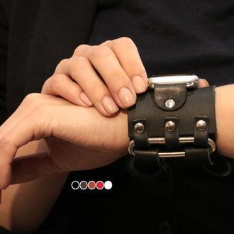 Кожаный ремешок для Apple Watch, код 1107