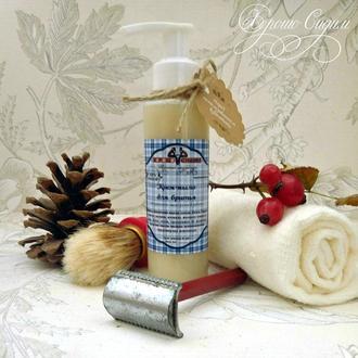 Крем-мыло для бритья