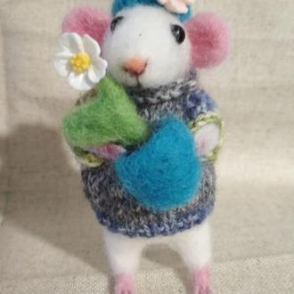 Мышь садовница