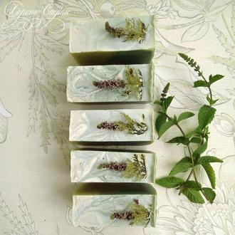 Натуральное мыло «Мятка»