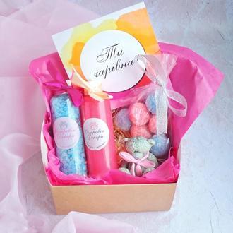 Подарочный набор «Beautiful life»,подарок девушке, подруге, сестре,на день рождения, 8 марта