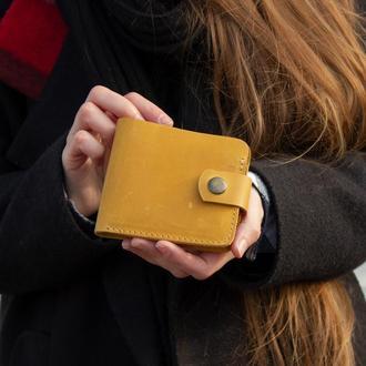 Небольшой кожаный бумажник