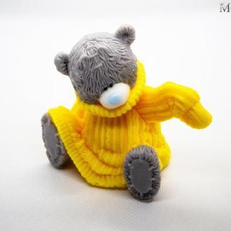 """Мыло  """"Тедди в свитере"""""""