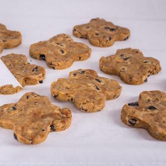Печенье песочное с шоколадом PONYC