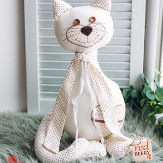Кіт Білий