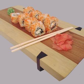 Доска для подачи суши, поднос для сыра, сервировочная доска для закусок.