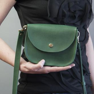 Saddle green mini (артикул: w008.5m)