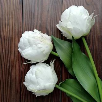 Махровые тюльпаны из фоамирана