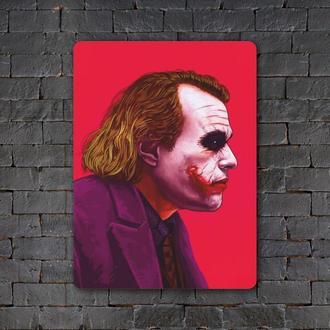 Постер (картина) табличка — JOKER 2019