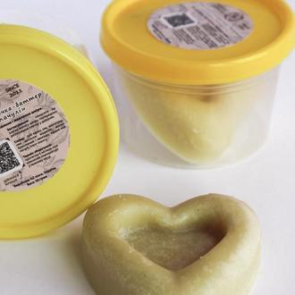 Масляная плиточка-баттер «Апельсин с ванилью» 30г GZ