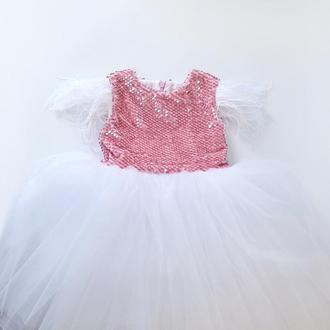 Плаття нарядне, пышные платья, пишне плаття на 2 - 3 роки,
