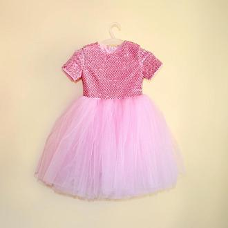 Плаття нарядне, пышные платья, плаття на випускний, пишне плаття на 3 - 4 роки,