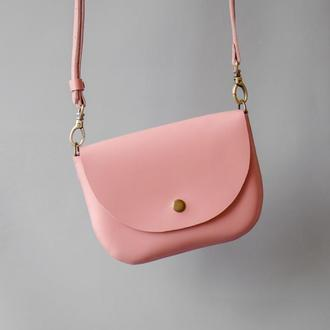 Waist bag Mira powder pink (артикул: wb014.7)