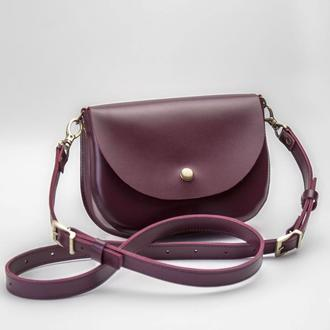 Waist bag Mira vinous (артикул: wb014.6)