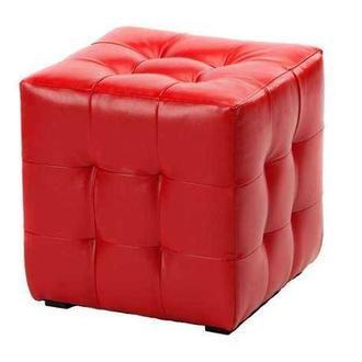 Пуф  Токио Красный 40х40х42 см. Готовые дизайнерские решения.