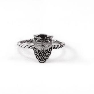 "Кольцо ""Owl"""