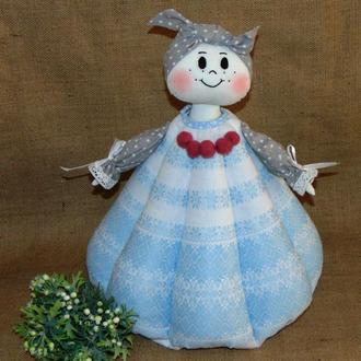 Интерьерная кукла Светлана - баба-грелка для чайника